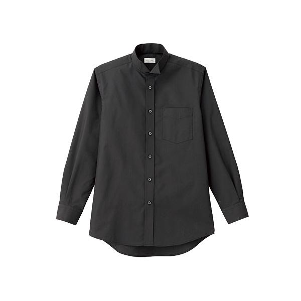 メンズ ウイングシャツ FB5046M−16 ブラック