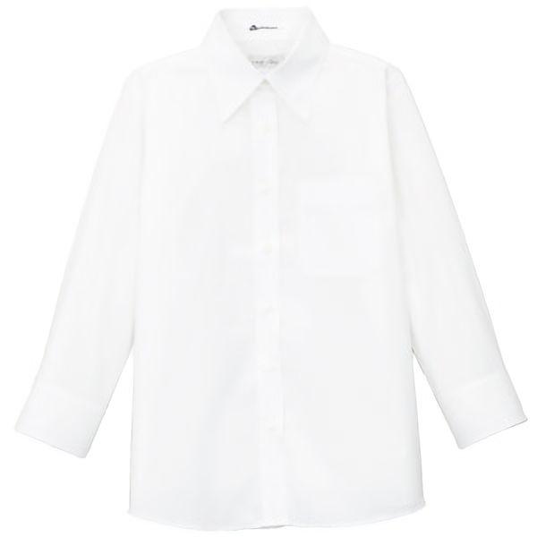 レディスシャツ FB4005L−15 ホワイト