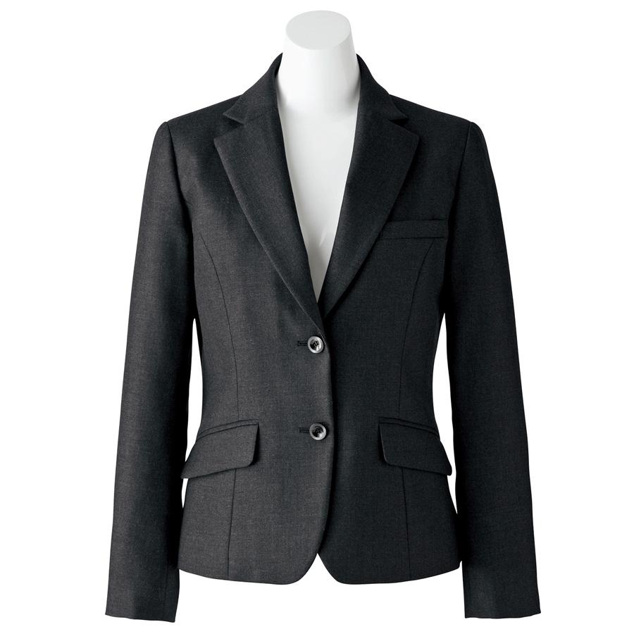 ジャケット AJ0241−2 グレイ