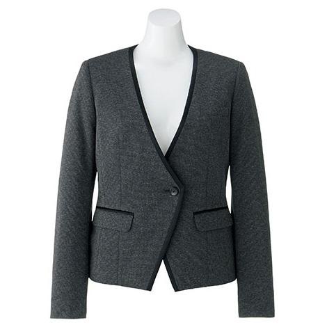 ジャケット AJ0255−2 グレイ