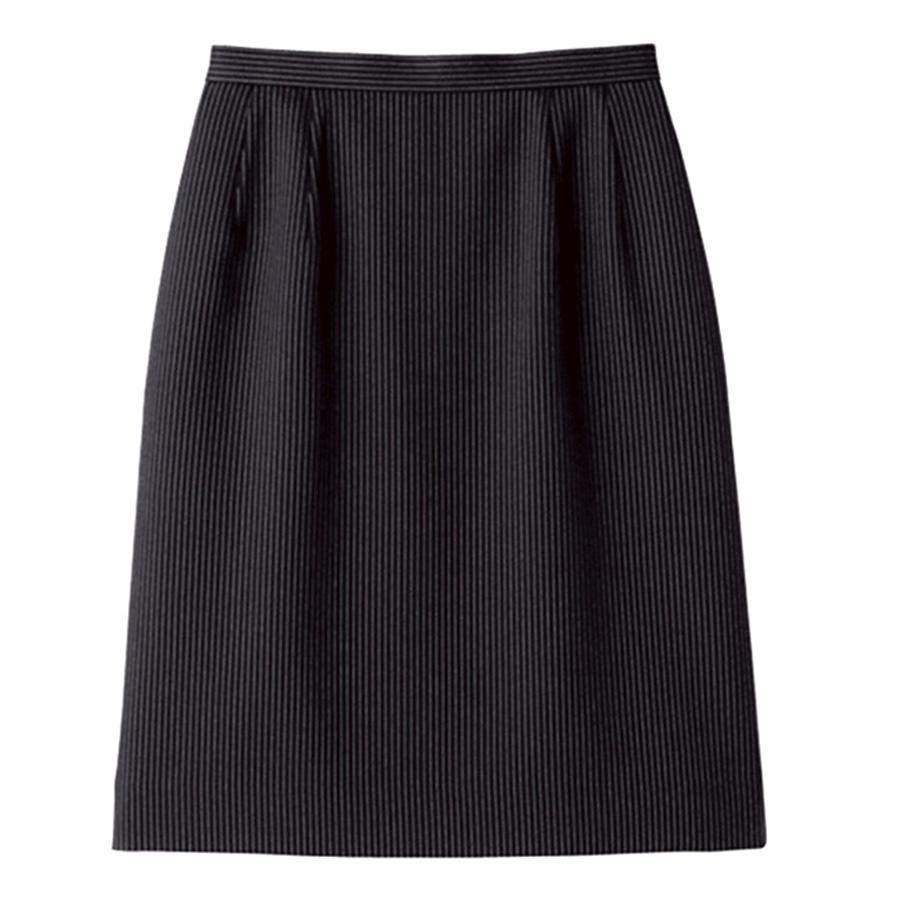 Pamio セミタイトスカート FS2001L−16 ブラック (5〜17)