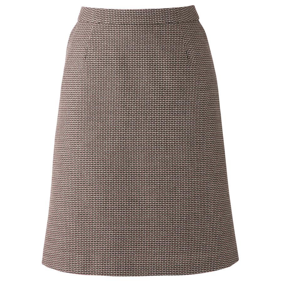 Aラインスカート LS2190−9 ピンク