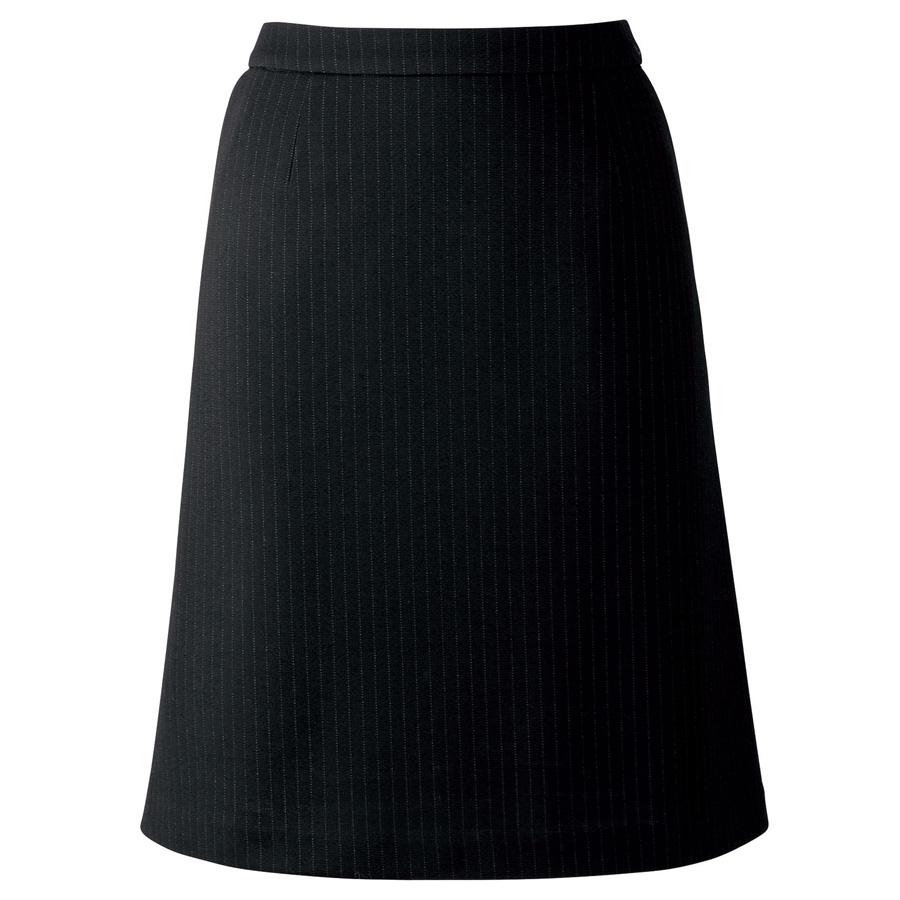 Aラインスカート AS2274−30 ブラック