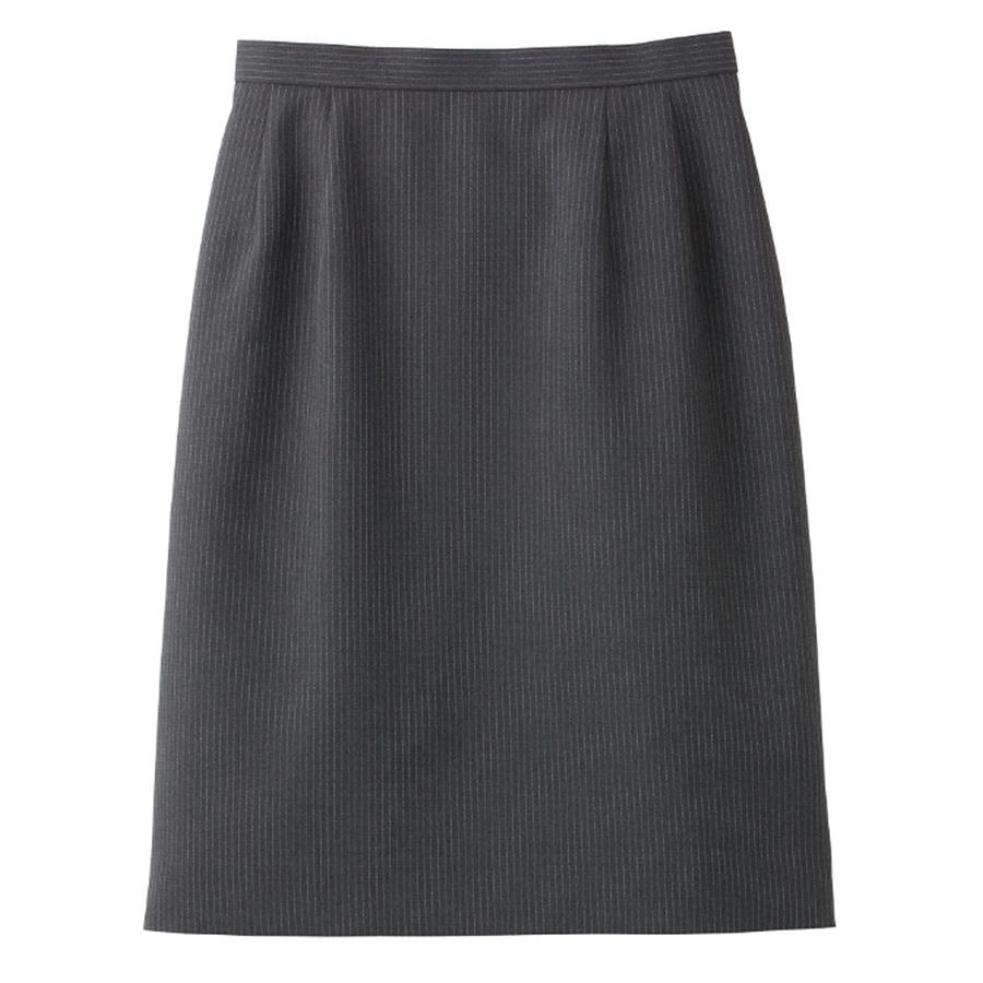 Pamio セミタイトスカート FS2001L−12 チャコール (5〜17)