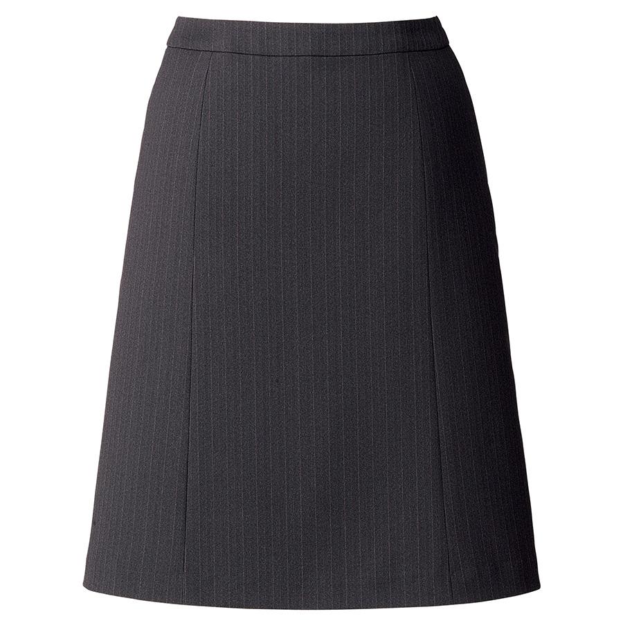 Rigel AS2290−12 スカート グレイ×ピンク (5〜19号)