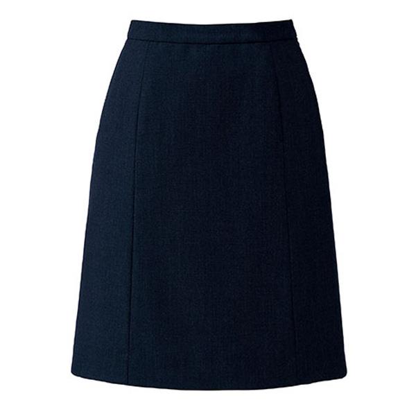 SOLOTEX M Aラインスカート AS2295 ネイビー (5〜19号)