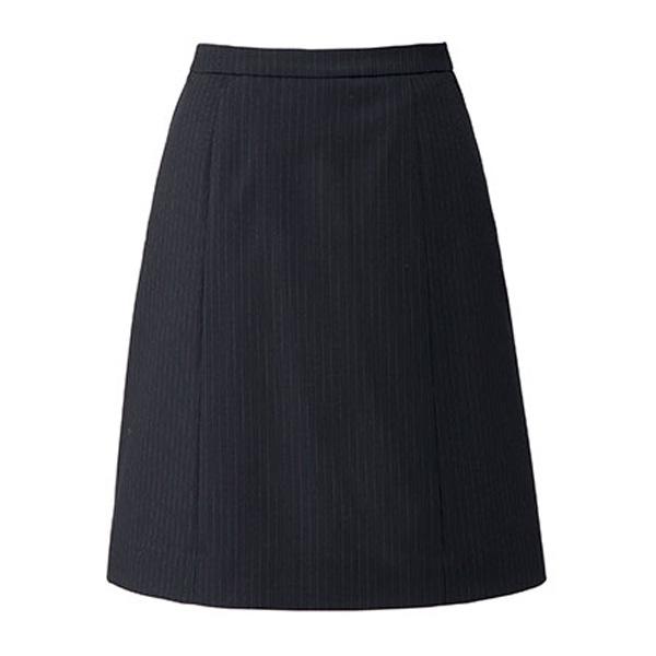 SOLOTEX ST �U Aラインスカート LS2198 ブラック×ピンク (5〜19号)