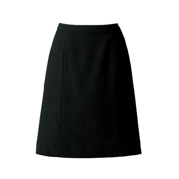 SOLOTEX(R) CREARTA(R) Aラインスカート AS2805−16 ブラック (5〜19号)