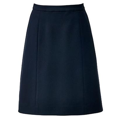 Aラインスカート AS2302−8 ネイビー