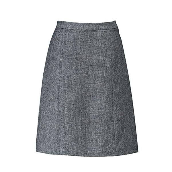 Aラインスカート BCS2105−2 グレイ
