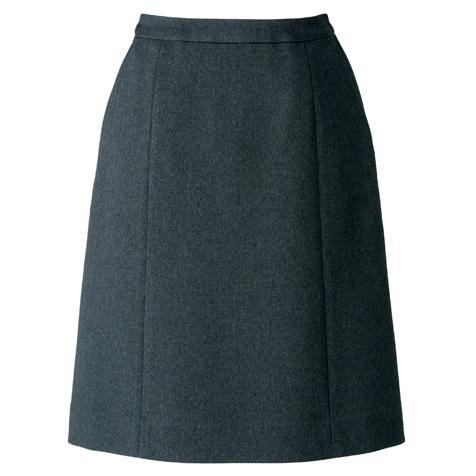 Aラインスカート AS2307−2 グレイ