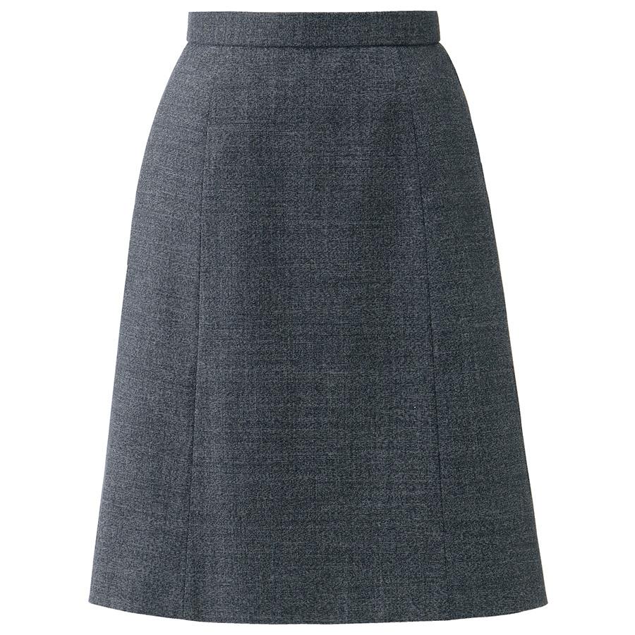 Aラインスカート AS2312−2 グレイ