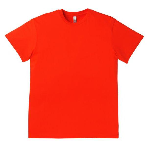 3.8オンス ユーロTシャツ MS1138−13 オレンジ