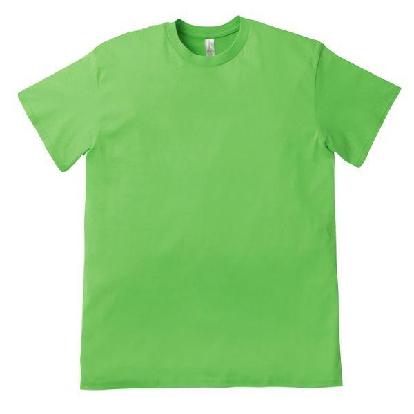 3.8オンス ユーロTシャツ MS1138−21 ライトグリーン
