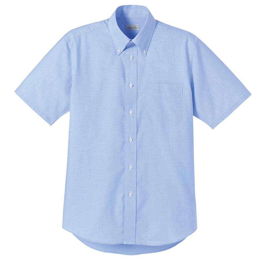 ユニセックス 半袖シャツ FB4511U−7 ブルー