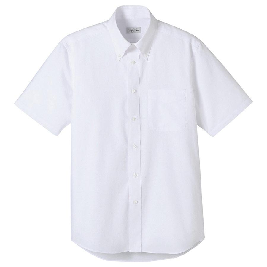 ユニセックス 半袖シャツ FB4511U−15 ホワイト