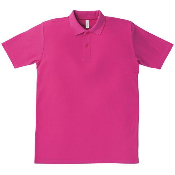 イベントポロシャツ MS3108−29 ショッキングピンク
