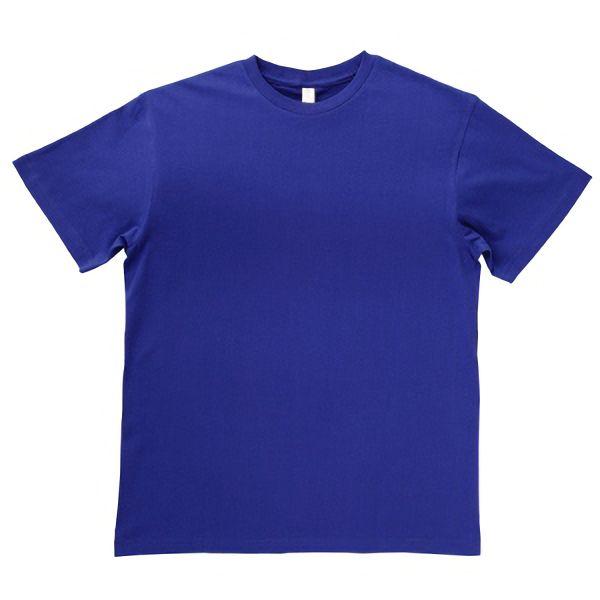3.8オンス ユーロTシャツ MS1138−37 ミッドブルー
