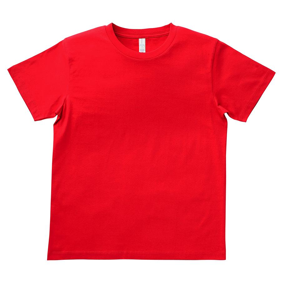 5.3オンス ユーロTシャツ MS1141−3 レッド