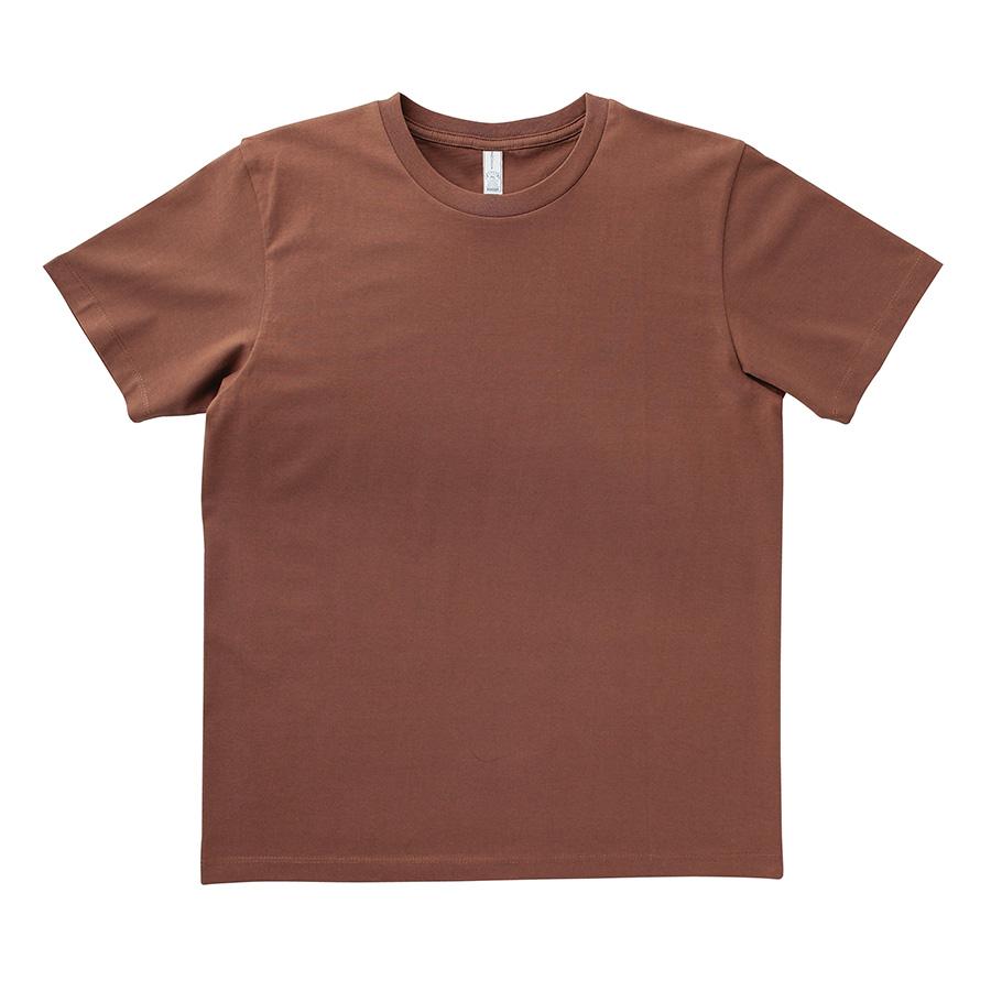 5.3オンス ユーロTシャツ MS1141−25 エスプレッソ