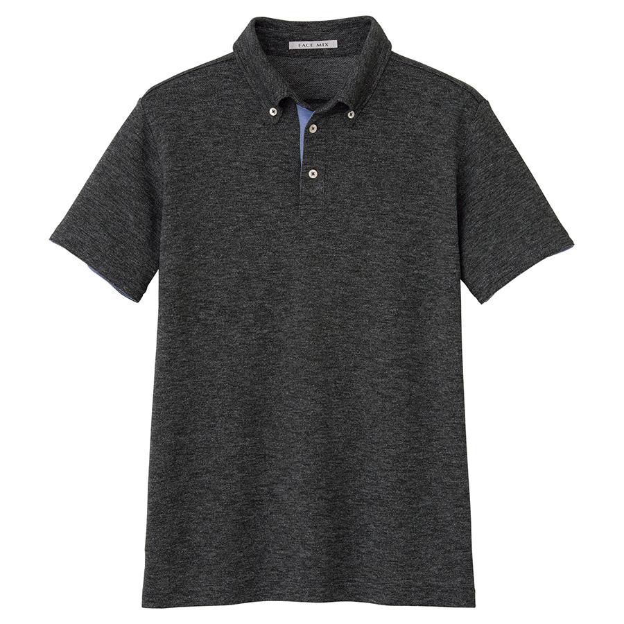 ユニセックス 吸汗速乾 ポロシャツ FB4531U−2 グレイ (SS〜4L)