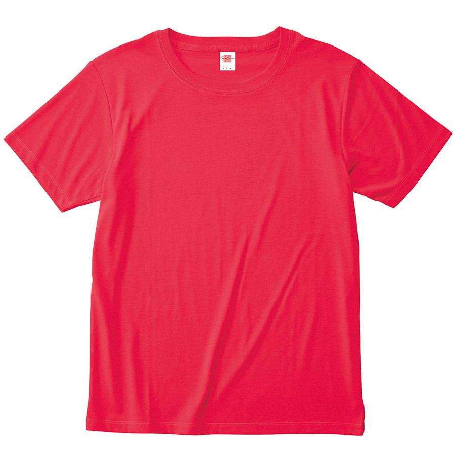5.6オンスハイブリッドTシャツ MS1147−903 ヴィクトリーレッド