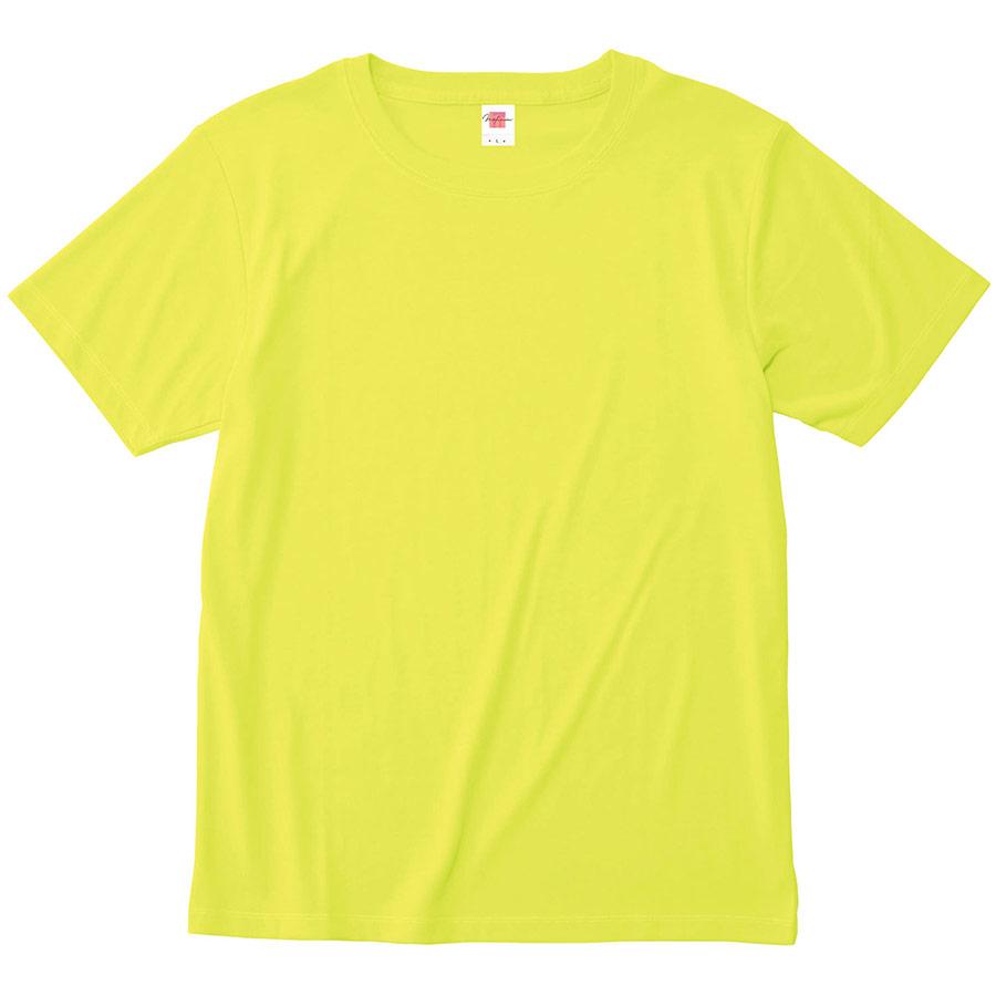 5.6オンスハイブリッドTシャツ MS1147−40 ネオンイエロー