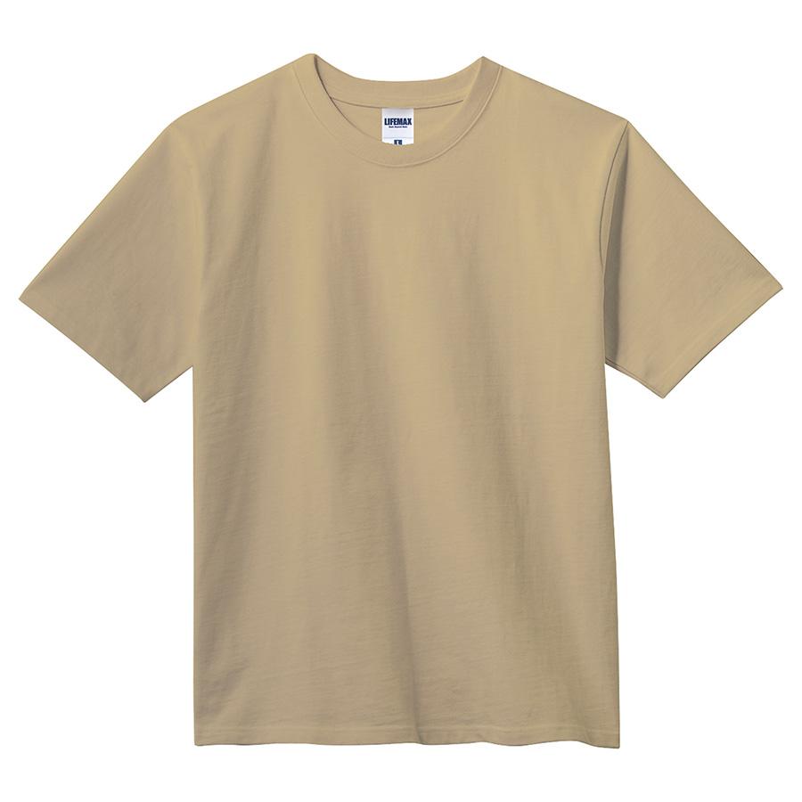 10.2オンス スーパーヘビーウエイトTシャツ MS1156−65 サンドカーキ