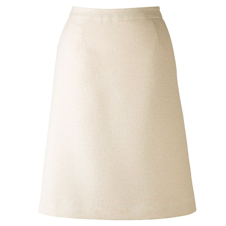Gradate LS2748−1 Aラインスカート ベージュ (5〜21)