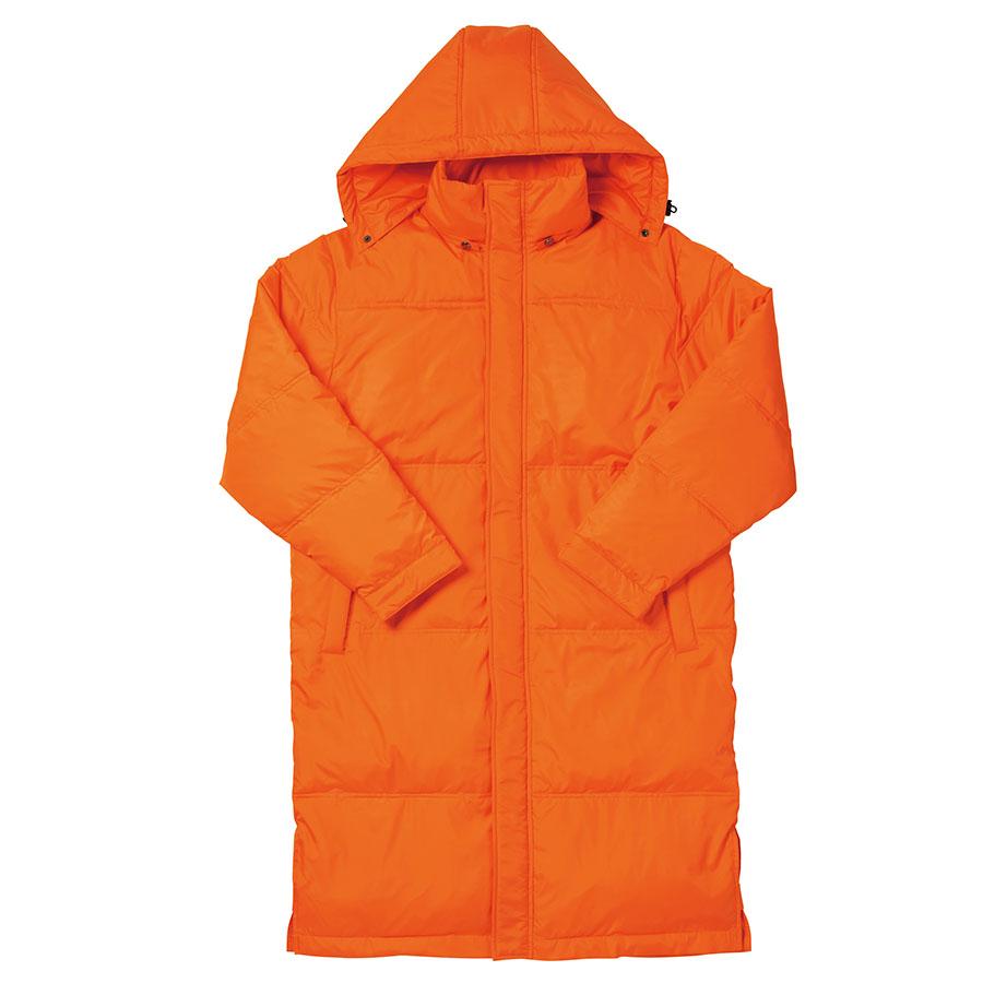 ライトベンチコート MJ0066−13 オレンジ