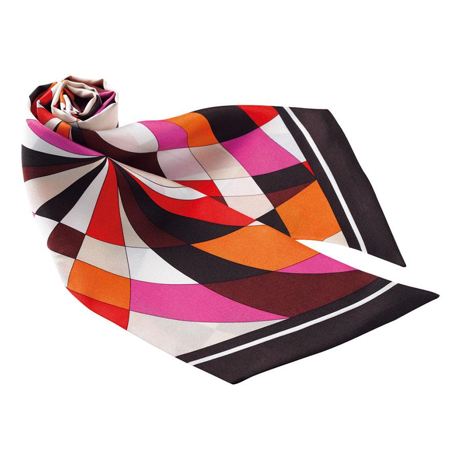 スカーフ BA9120−13 オレンジ