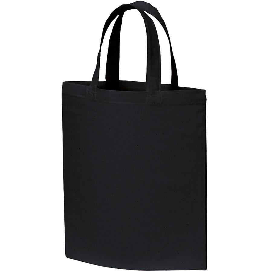 A4コットンバッグ MA9004−16 ブラック