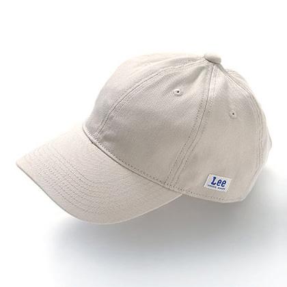 ベースボールキャップ LCA99004−1 ベージュ