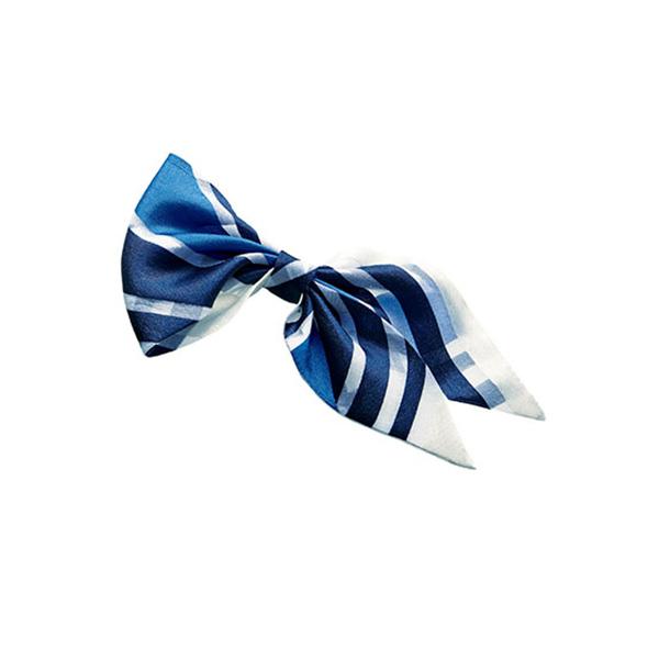 スカーフブローチ BCA9108−7 ブルー