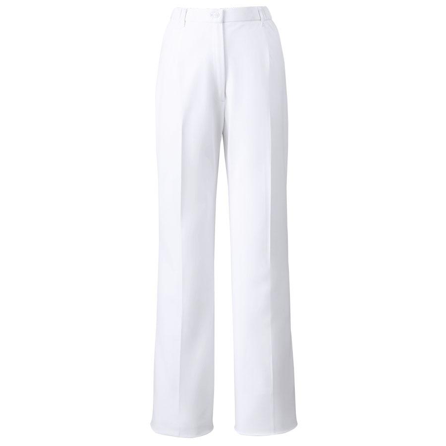 メディカルウェア ストレートパンツ 2913−1 ホワイト