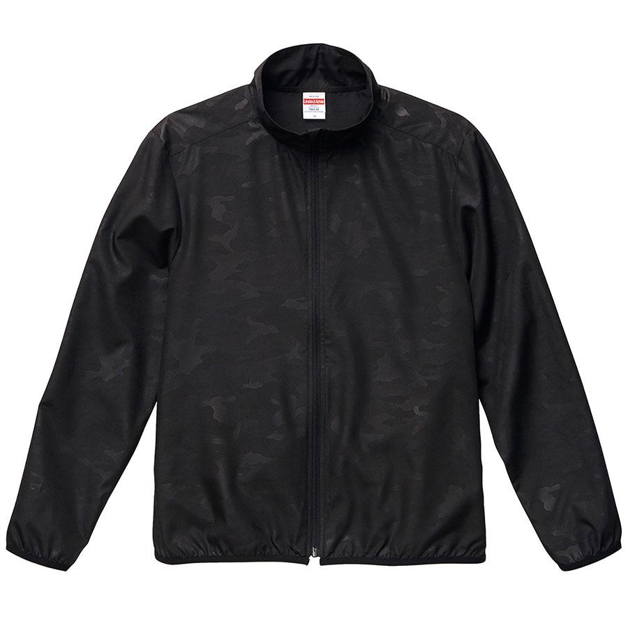 マイクロリップストップ スタッフ ジャケット (一重) 7061−01 419 ウッドランドブラック