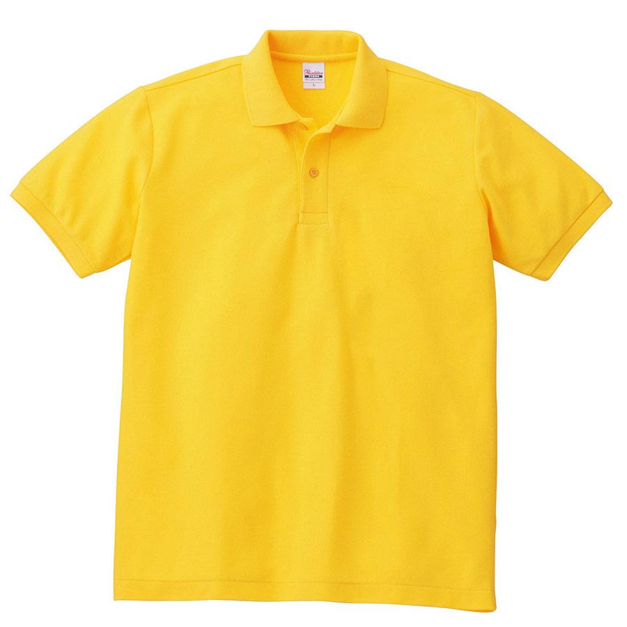 T/Cポロシャツ ポケット無し 00141−NVP 165 デイジー 3L〜5L