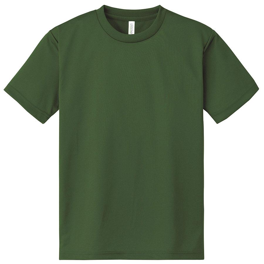 ドライTシャツ 00300−ACT 128 オリーブ SS〜5L