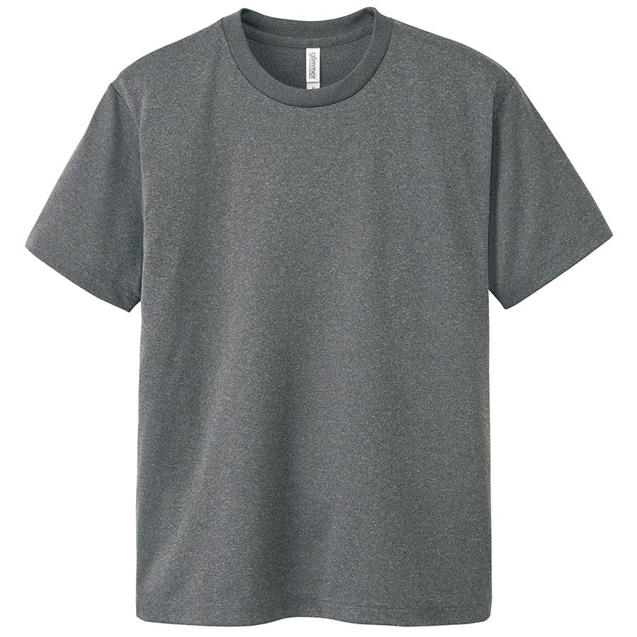 ドライTシャツ 00300−ACT 901 ミックスグレー