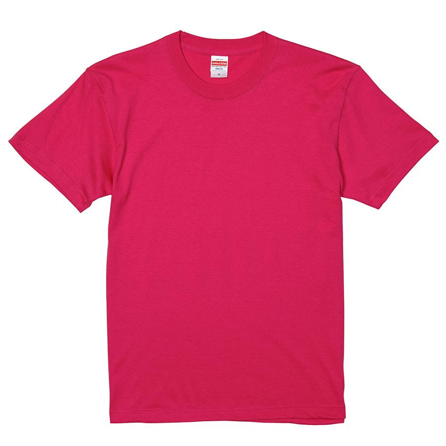 5.6oz ハイクオリティーTシャツ 5001−01 511 トロピカルピンク