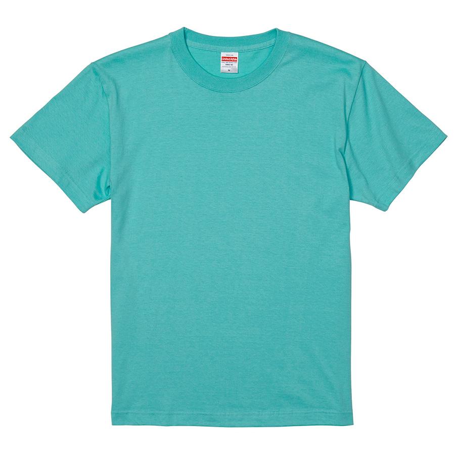5.6oz ハイクオリティーTシャツ 5001−01 024 ミントグリーン