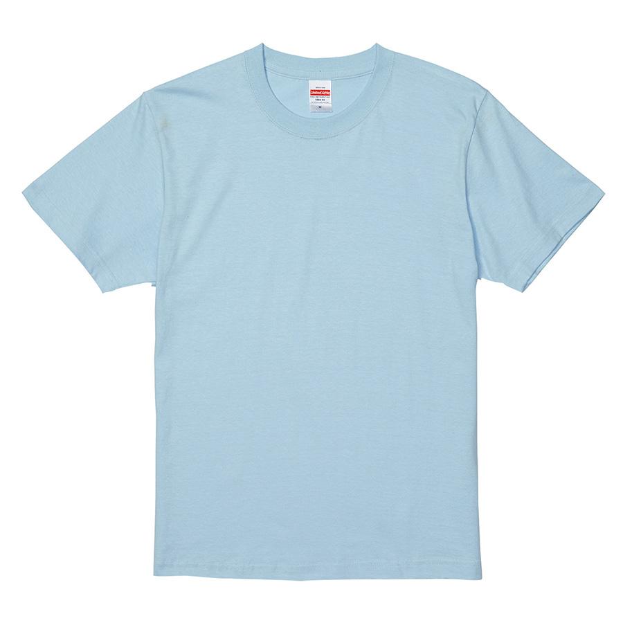 5.6oz ハイクオリティーTシャツ 5001−01 488 ライトブルー