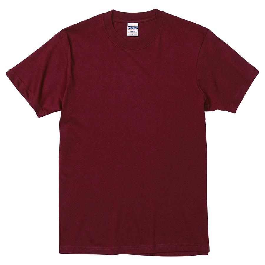 4.0oz プロモーションTシャツ 5806−01 072 バーガンディ