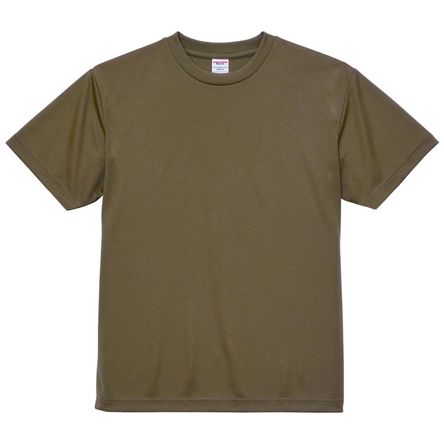 4.1oz ドライアスレチックTシャツ <アダルト> 5900−01 033 オリーブ