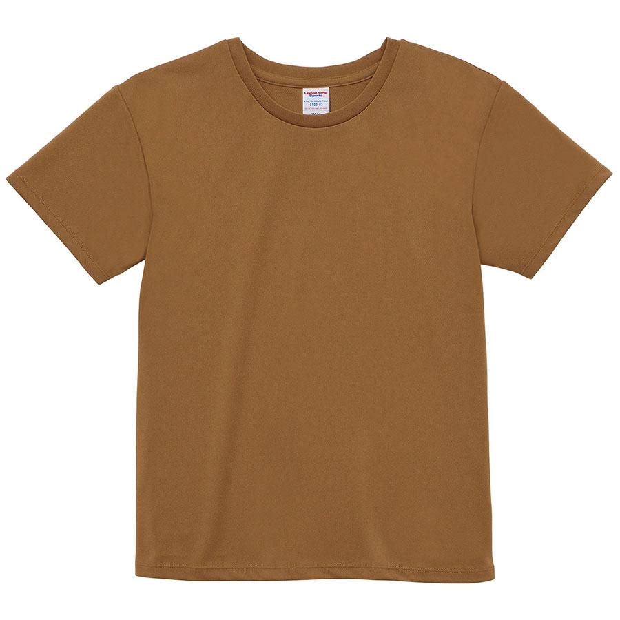 4.1oz ドライアスレチックTシャツ <ウィメンズ> 5900−03 438 コヨーテ