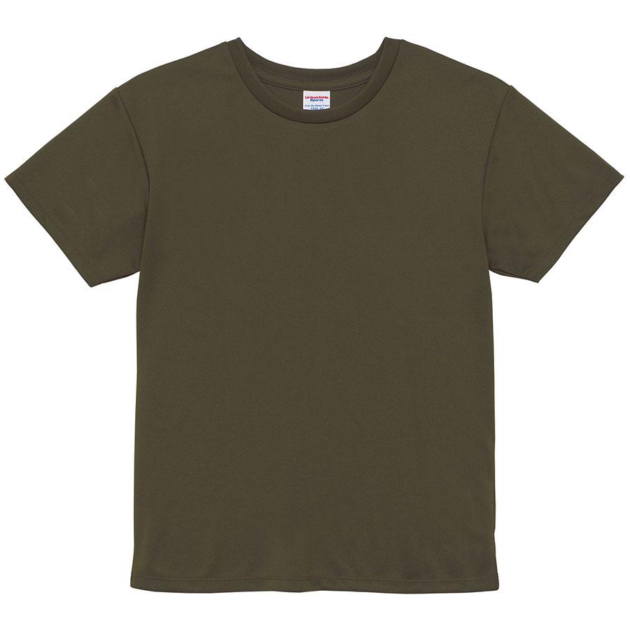 4.1oz ドライアスレチックTシャツ <ウィメンズ> 5900−03 101 OD