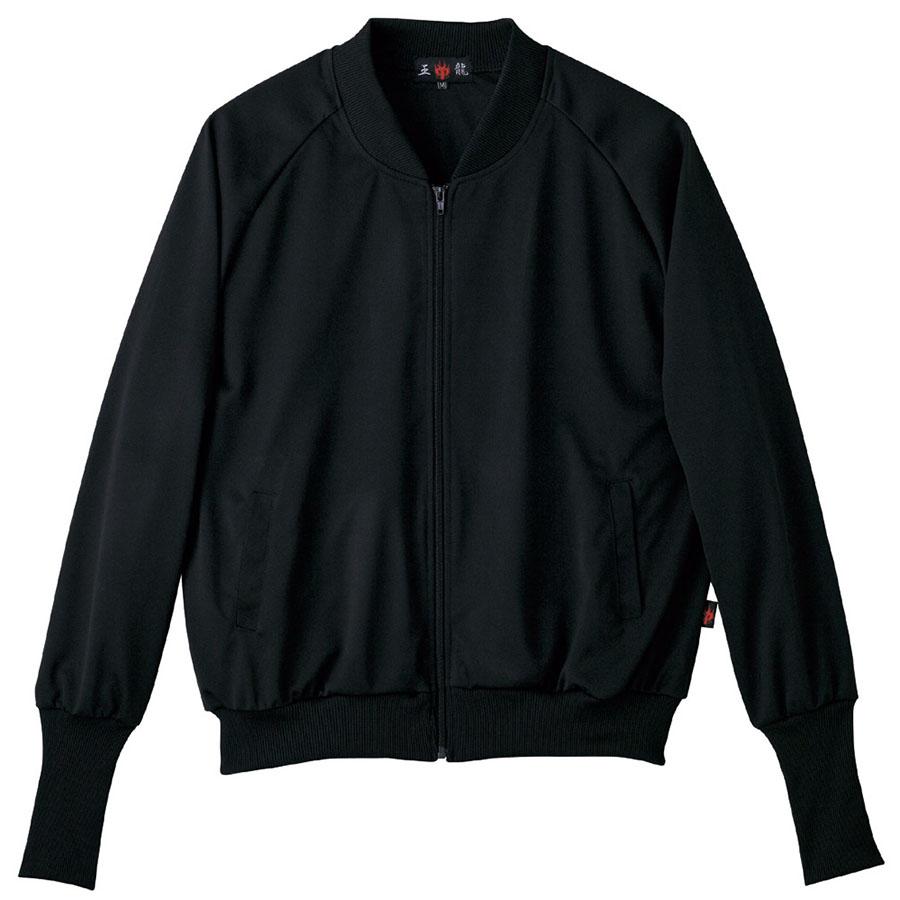 ヒップホップジャケット 9191 80 ブラック