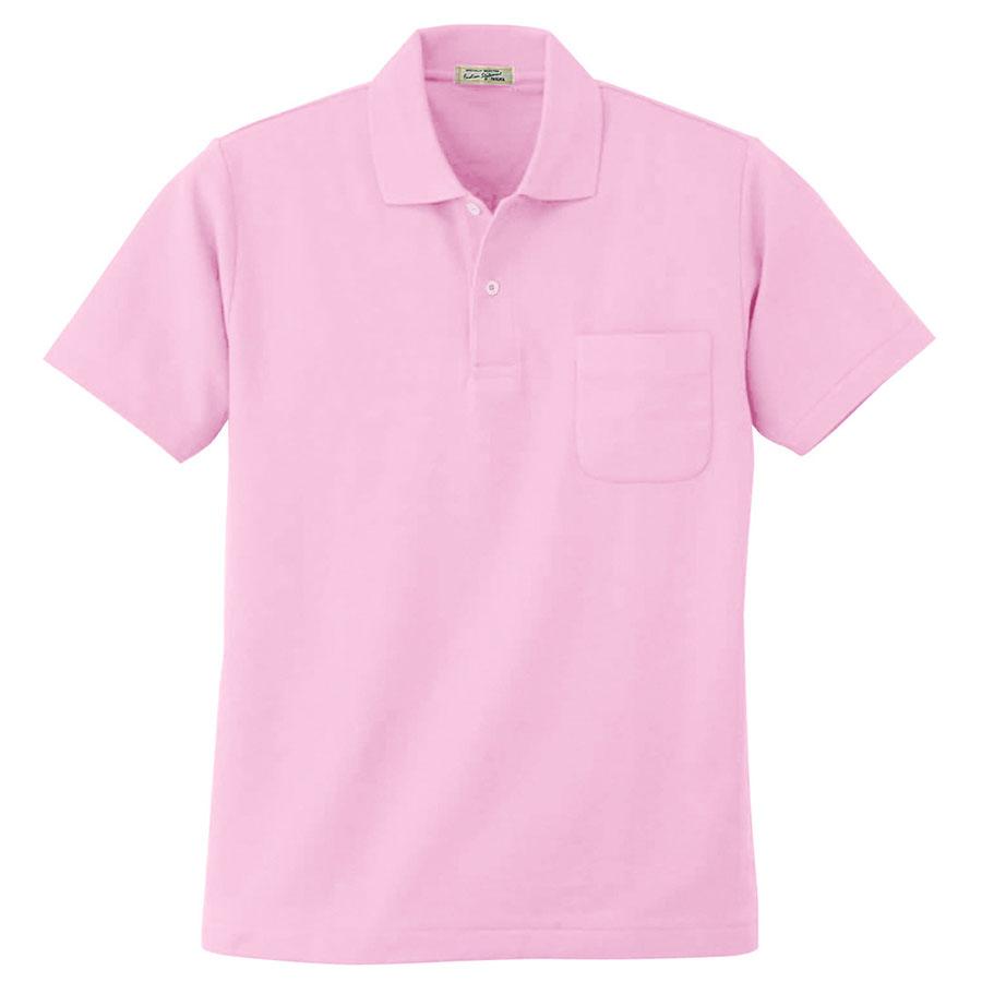 半袖ポロシャツ 4411 13 ピンク