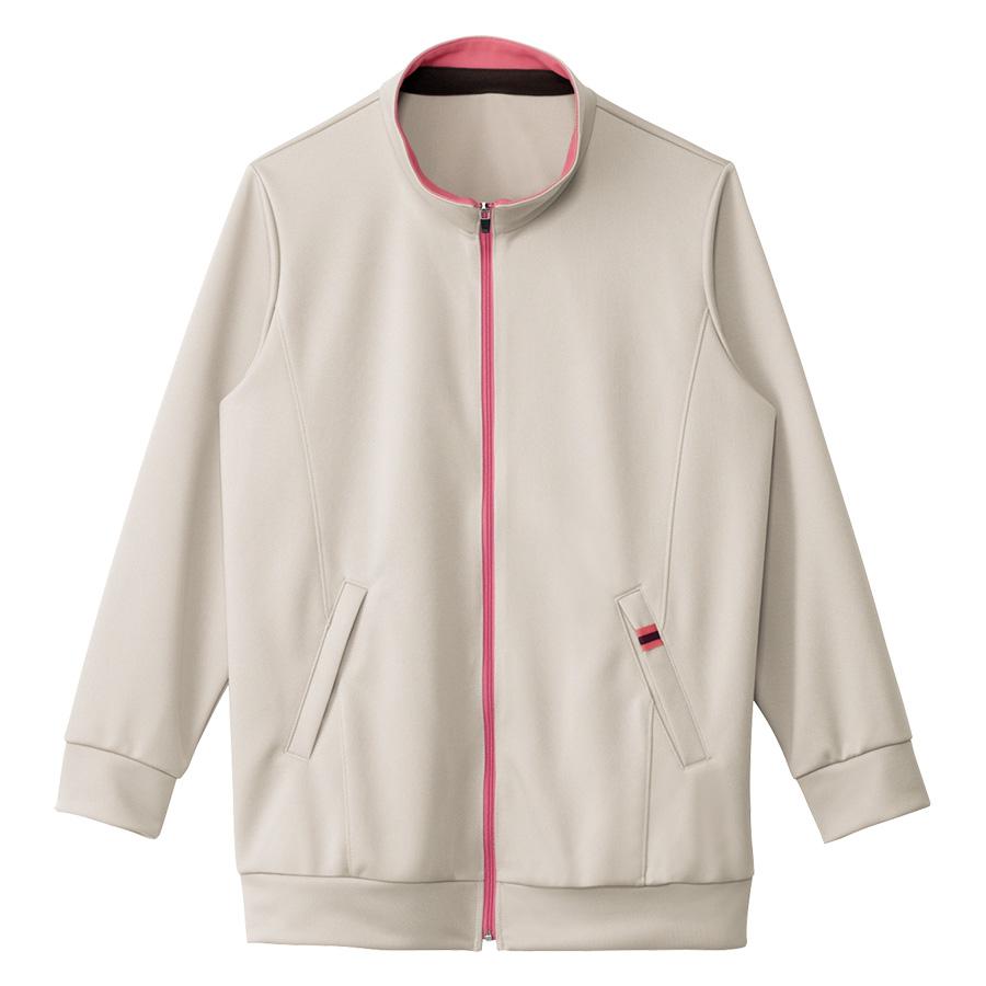 男女共用 ニットジャケット HM−2501 8 春風 (SS〜3L)