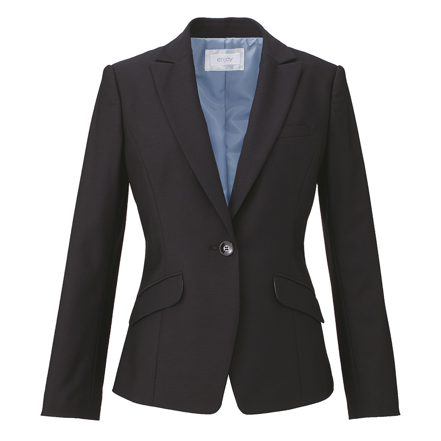 Air fit Suits ジャケット EAJ−586 10 ブラック